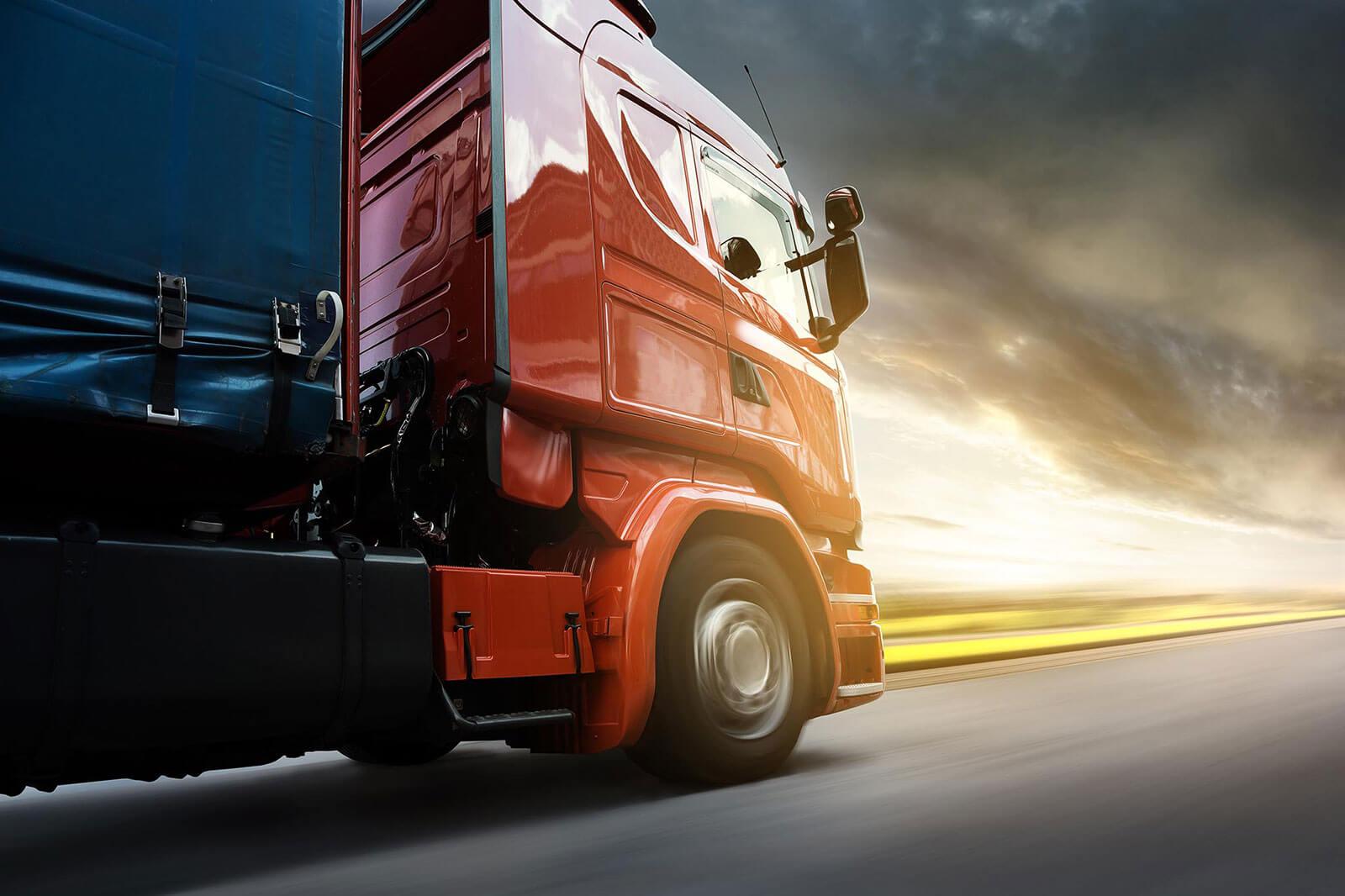 Cestná nákladná doprava
